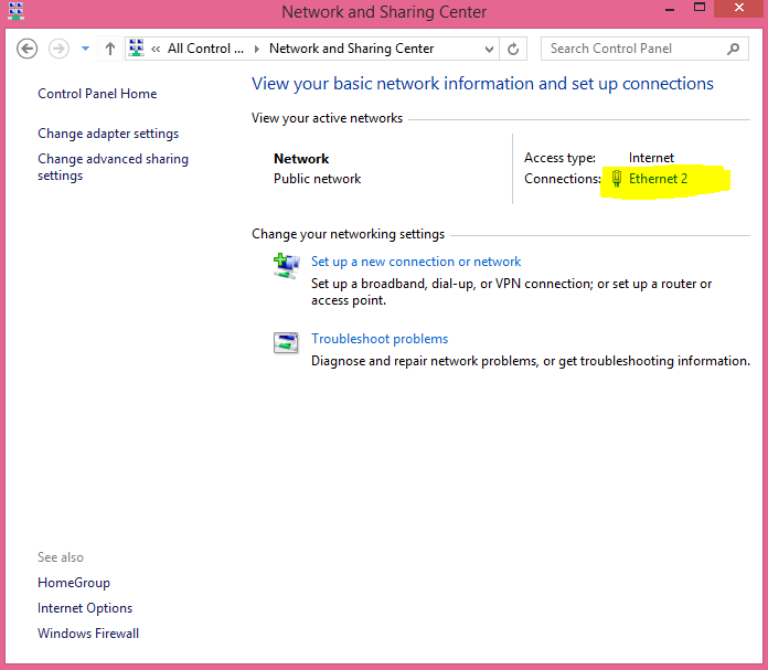 Connections on PC