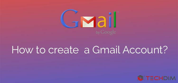How to Create a Gmail Account | Yes This Is 2018