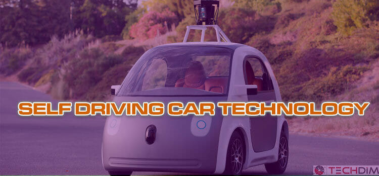 self driving car technology