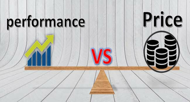 price vs performance