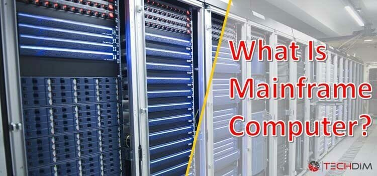 What is mainframe computer? | Uses of mainframe computer ...