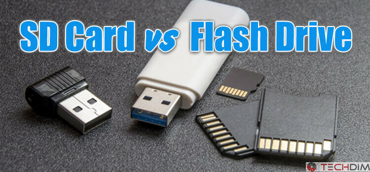 sd card vs flash drive