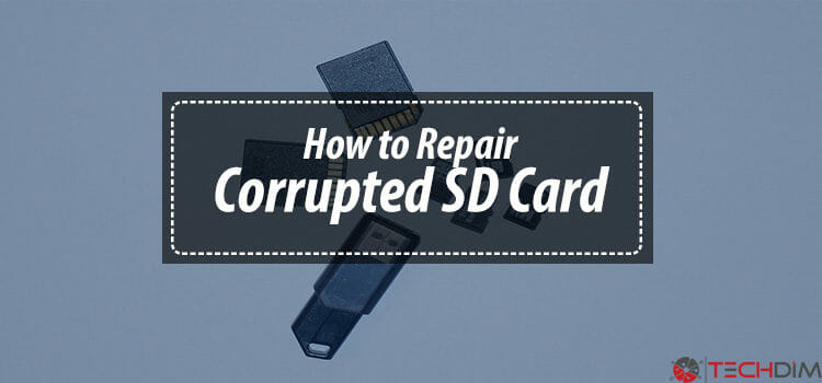 How to Repair Corrupted SD Card [Updated Methods]