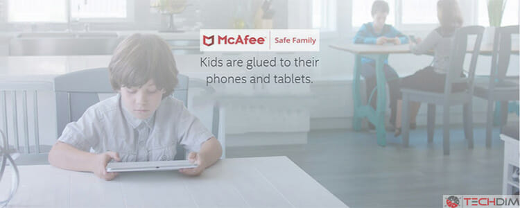 Safe Family mcafee