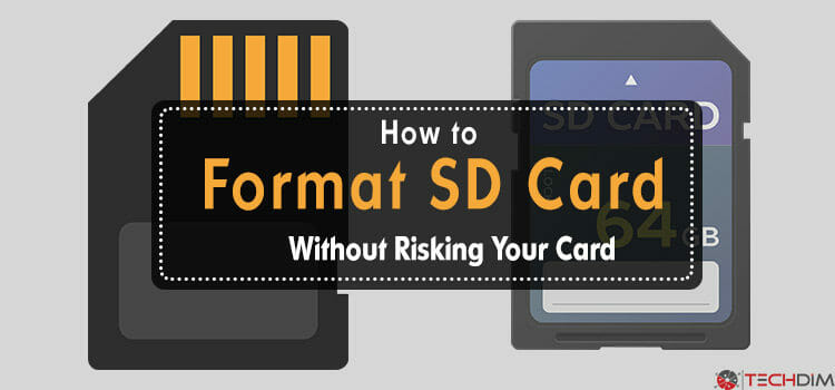 How to Format SD Card in Safe Ways Without Risking Your Card