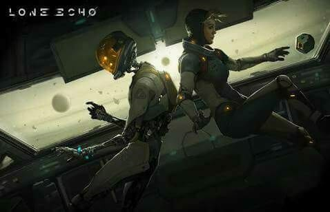 LONE ECHO The Virtual Reality Game