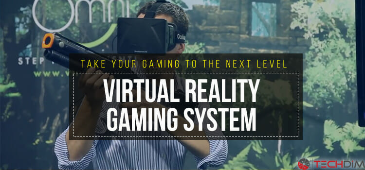 Virtual Reality Gaming System
