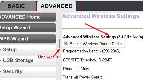 Disable SSID broadcast on Netgear routers