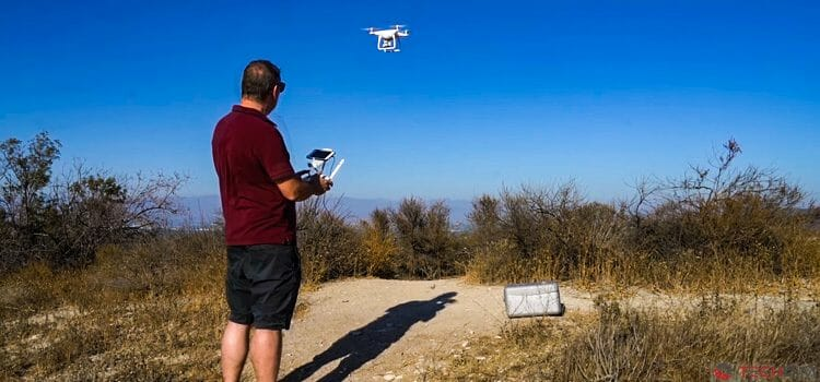 How To Take Great Photos with a Drone