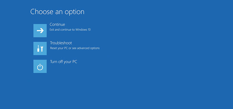 How to Boot into Safe Mode 4