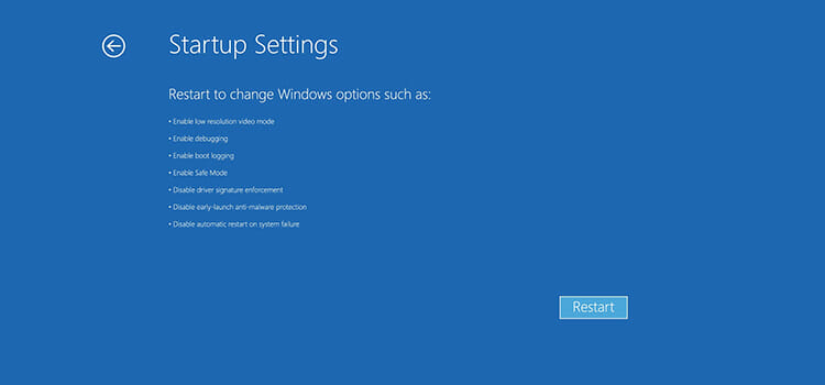 How to Boot into Safe Mode 7