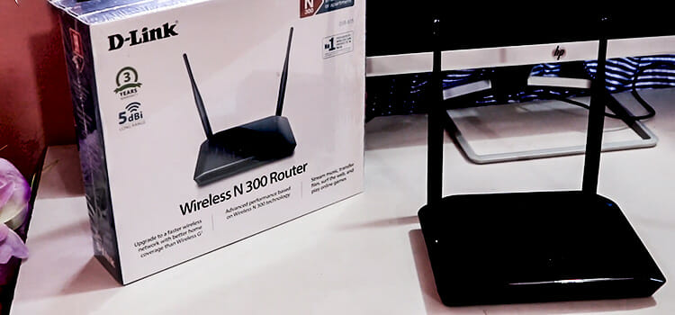 Disable SSID broadcast on D-Link routers