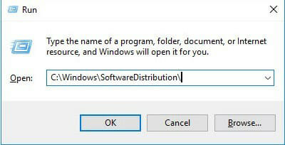 Delete Windows Update Files Manually in Windows 7 and Windows 10 2