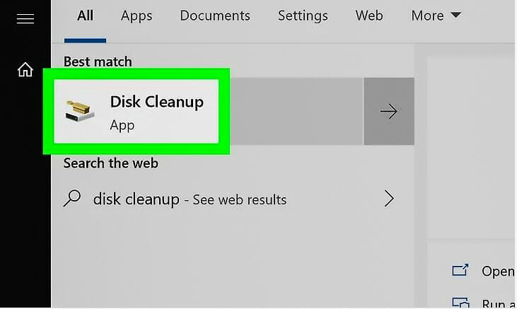 Disk Cleanup Utility 1