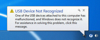 "How to Fix ""USB Ports Not Working"""