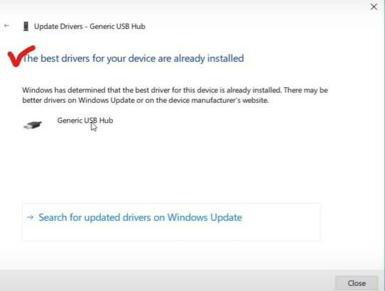 Update USB Drivers 4