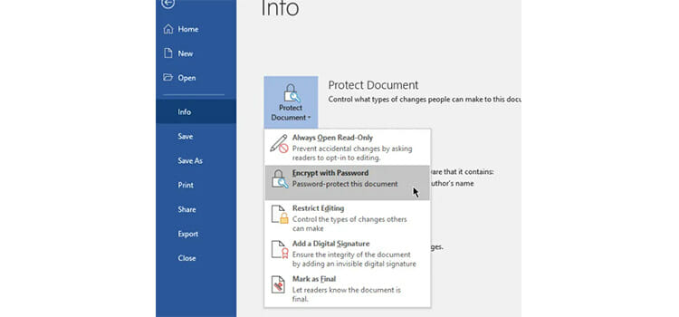 Protect Specific Files with Bitlocker