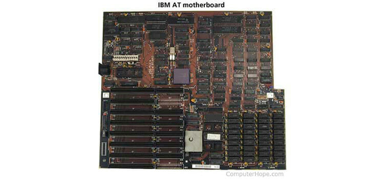 AT Motherboards