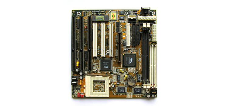 Baby AT Motherboards