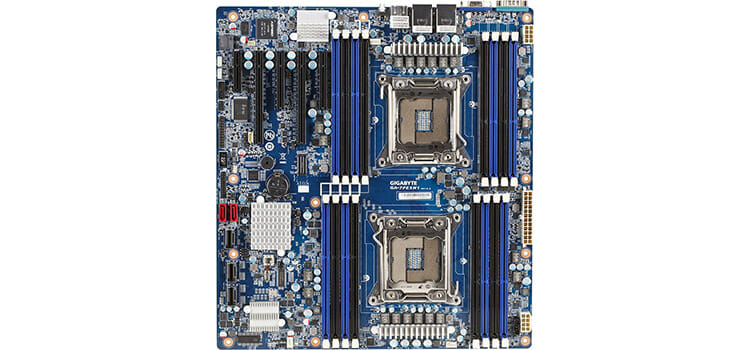 E-ATX Motherboards