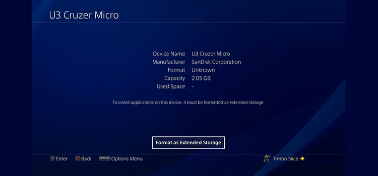 How to Format a USB Drive for ps4