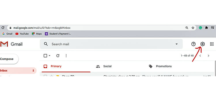 How to Unsend an Email in Gmail 1