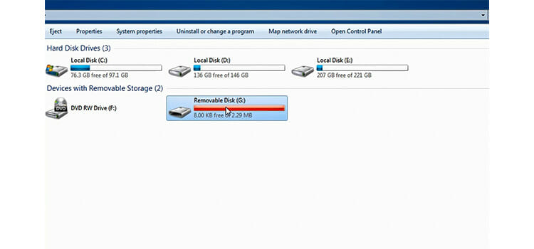 Things to Take in Consideration Before Formatting a USB Drive
