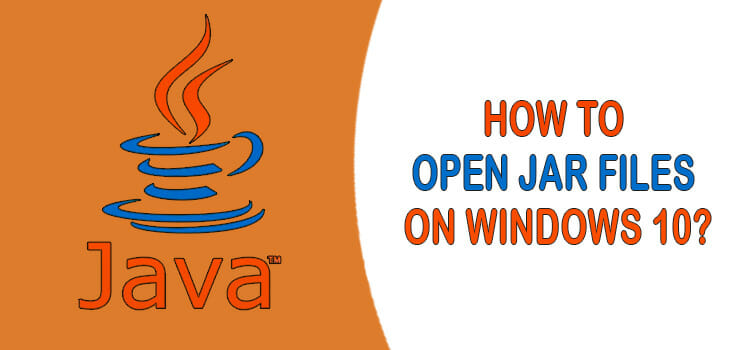 How to Open .Jar Files