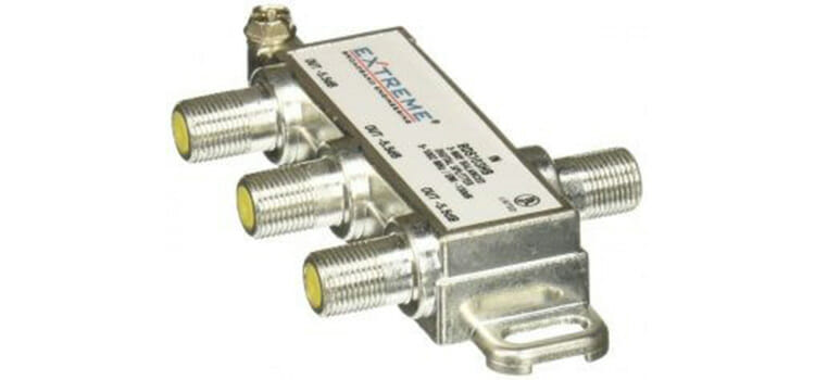 Coaxial Cable Splitters