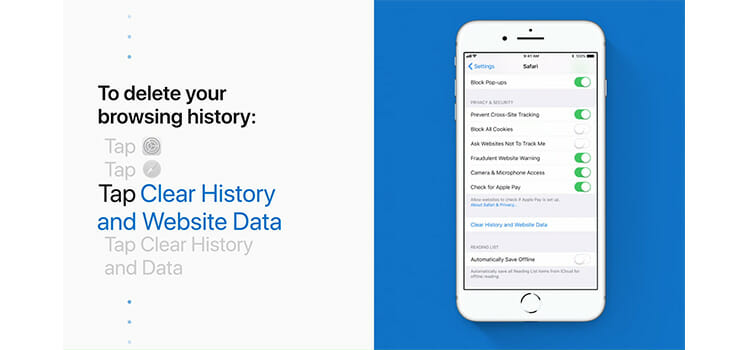 How to Clear Cached Data on iPhones 2