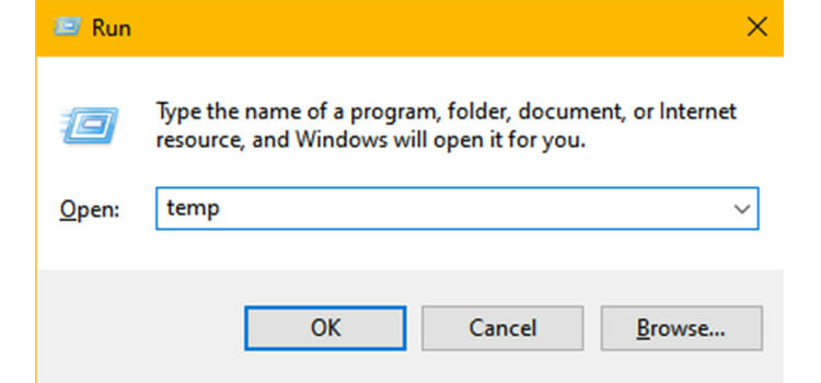 Removing the Temporary Files and Prefetch Files 2