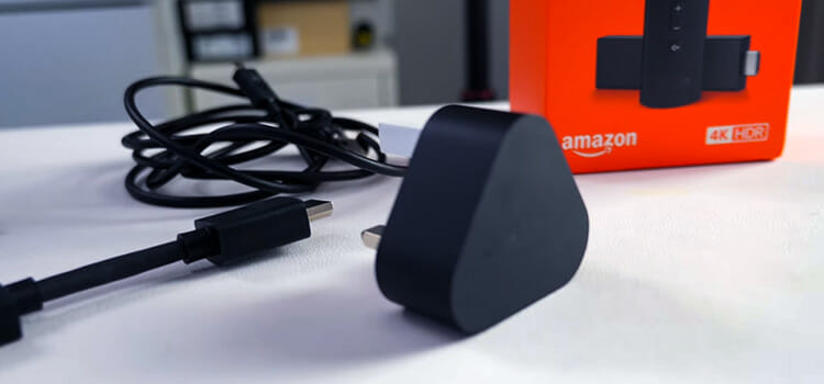 Unplugging the Fire TV Stick 2