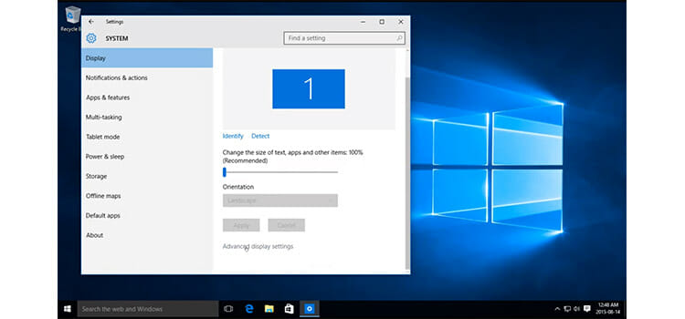How to Change Screen Resolution on Windows 10 2