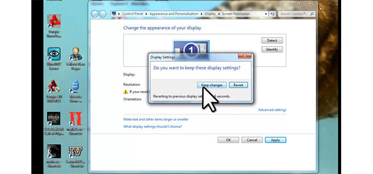 How to Change Screen Resolution on Windows 7 4