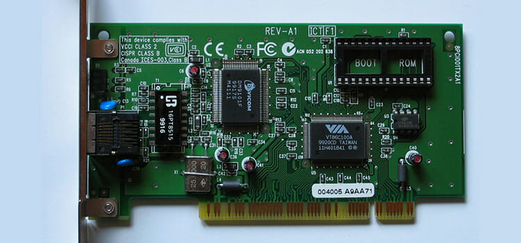 What is Network Card