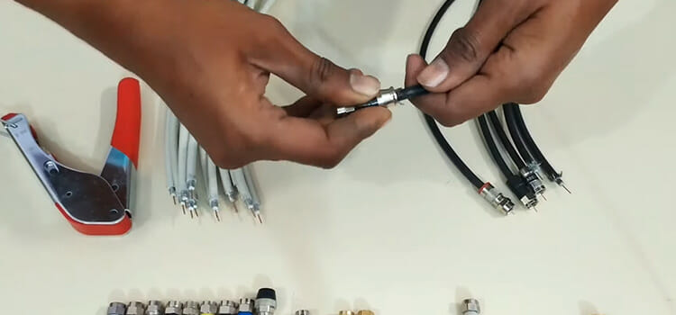 Types of Coaxial Cable FI