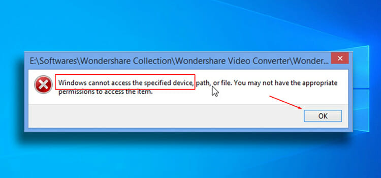 windows-can_t-access