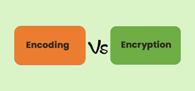 Encoding-VS-Encryption