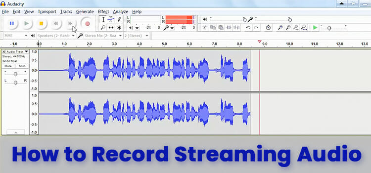 How to Record Streaming Audio on Windows 10