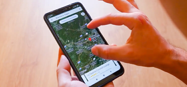 How to Track Someone's Location