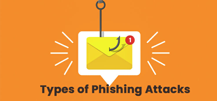 Types of Phishing Attacks and Scams