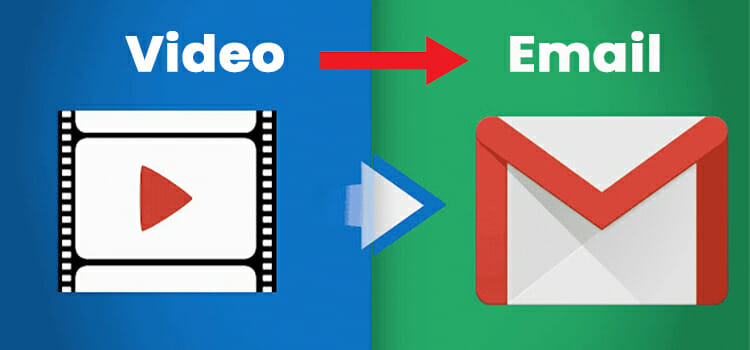 How to email large videos on android and iphone